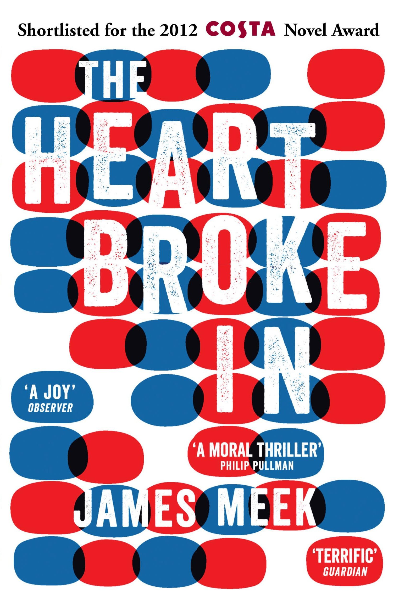the heart broke in James Meek