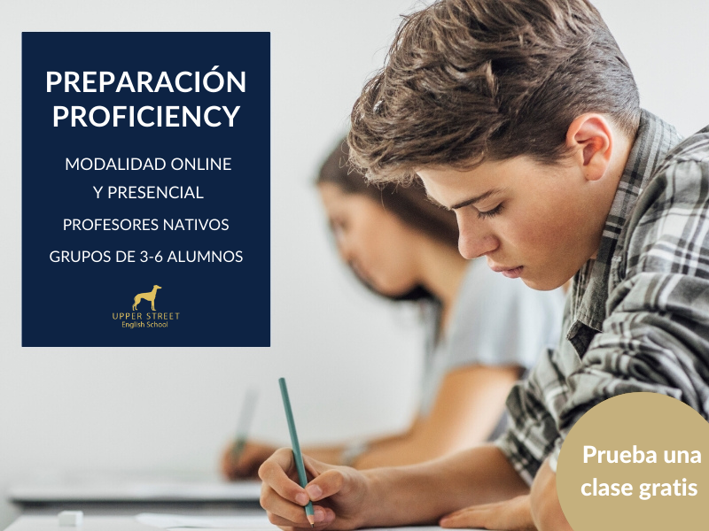 preparación examen proficiency