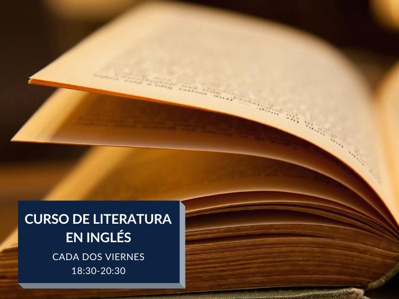 Curso Literatura en inglés