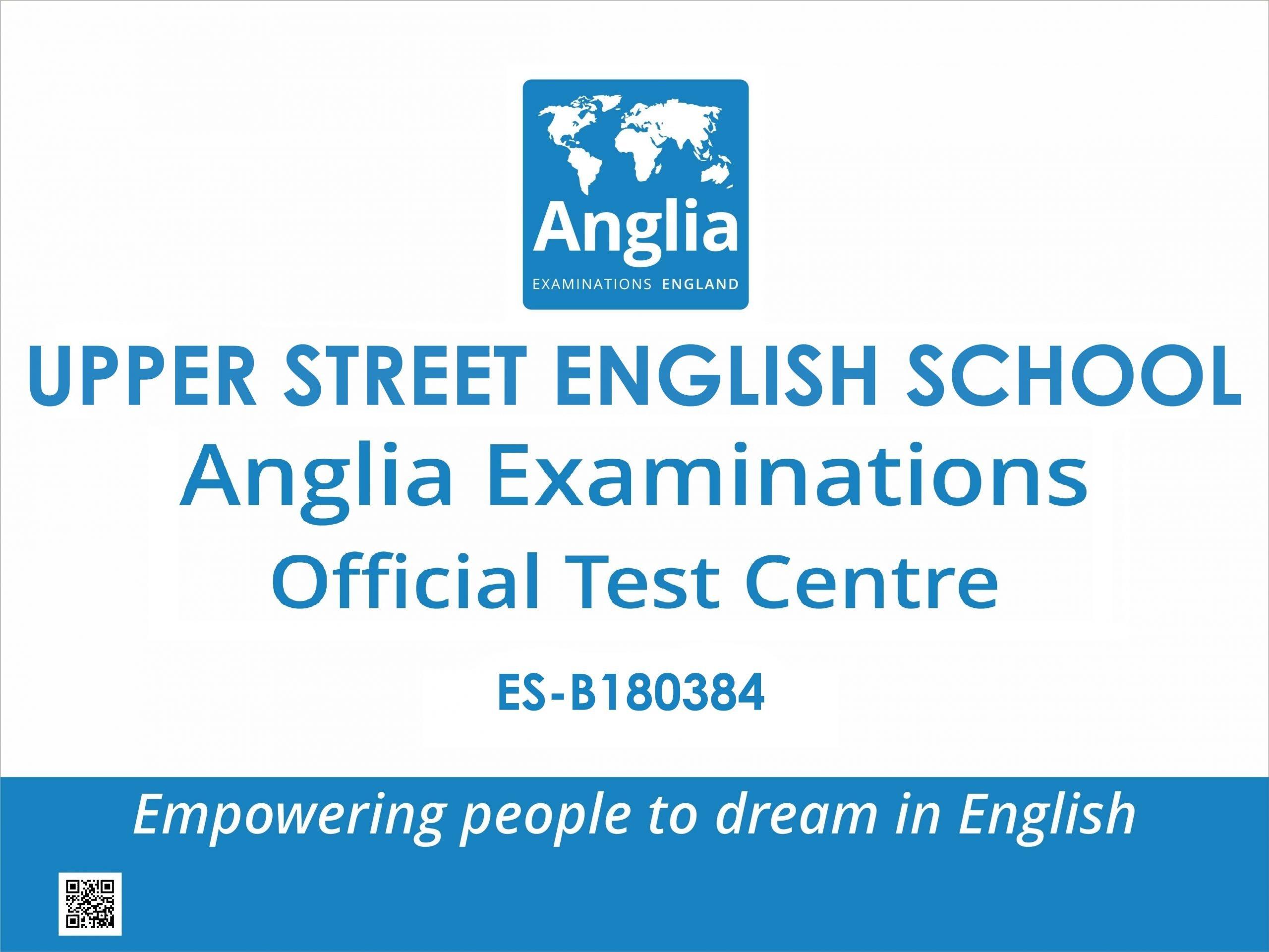 Preparación Examen Anglia