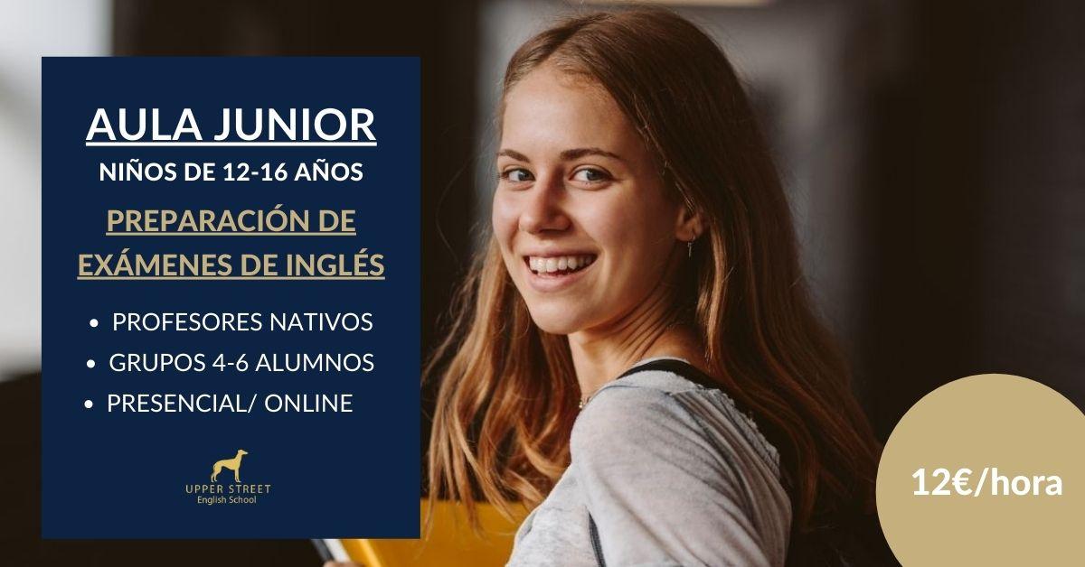 CLASES INGLES NIÑOS PREPARACIÓN EXAMEN FIST Y ADVANCED